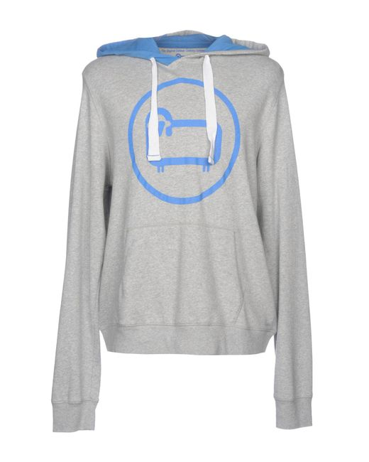 Penn-Rich - Gray Sweatshirt for Men - Lyst
