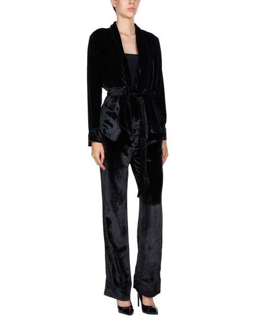 Pyjama Equipment en coloris Black