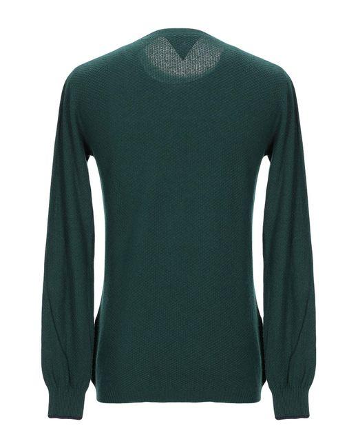 Pullover di Macchia J in Green da Uomo