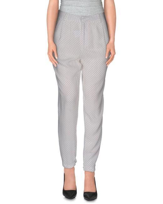 Sun 68 - Gray Casual Pants - Lyst