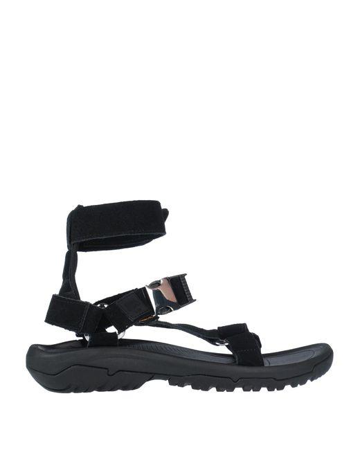 Teva Black Sandals for men