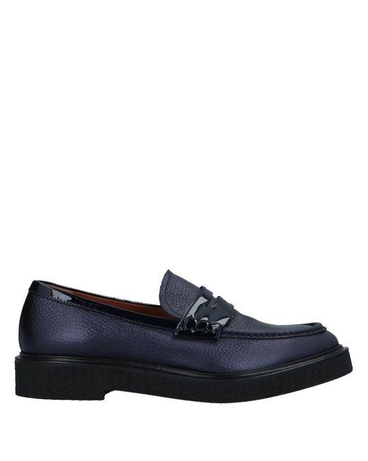 Fratelli Rossetti - Blue Loafer - Lyst