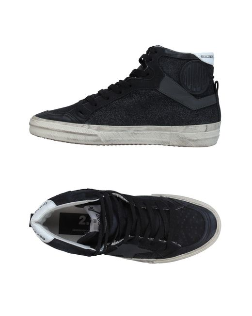 Golden Goose Deluxe Brand - Black High-tops & Sneakers - Lyst