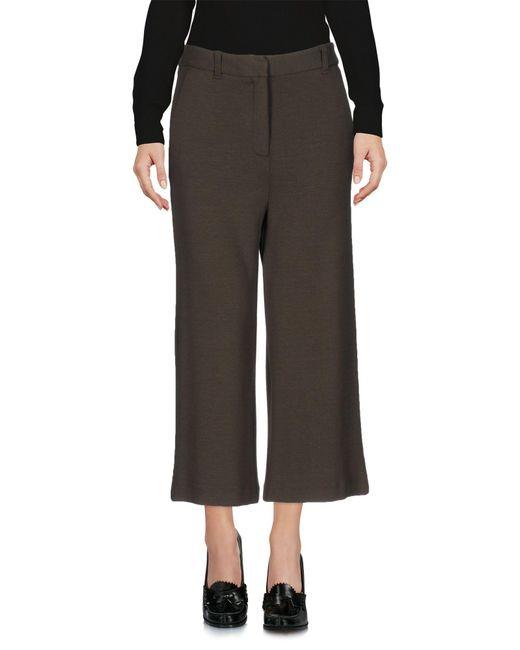Silvian Heach Multicolor 3/4-length Trousers