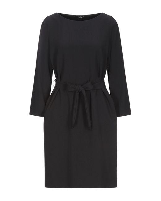 Robe courte Hanita en coloris Black