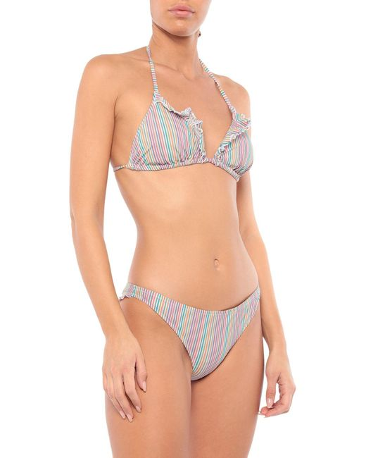 Sundek Blue Bikini