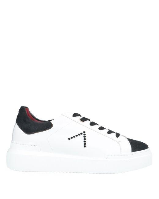 ED PARRISH Sneakers & Deportivas de mujer de color blanco
