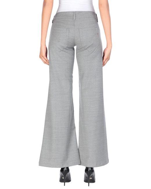 Pantalones Dondup de color Gray