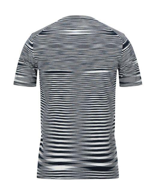Missoni T-shirts in Blue für Herren