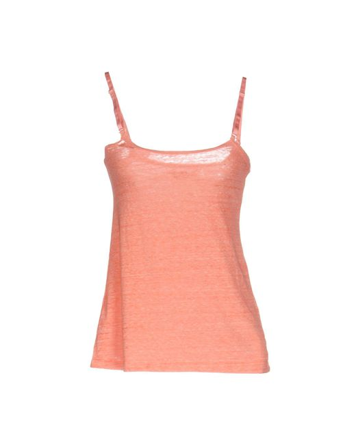 Fairly - Pink Top - Lyst