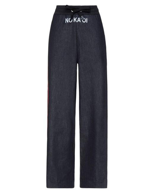 Pantaloni jeans di No Ka 'oi in Blue