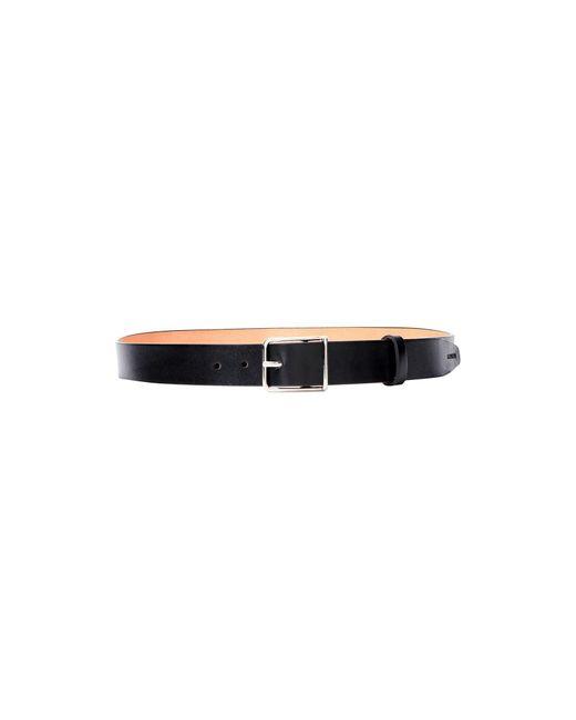 DSquared² Black Belt for men