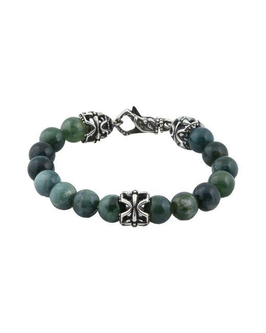 Emanuele Bicocchi - Green Bracelet for Men - Lyst