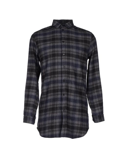 Imperial - Gray Shirt for Men - Lyst