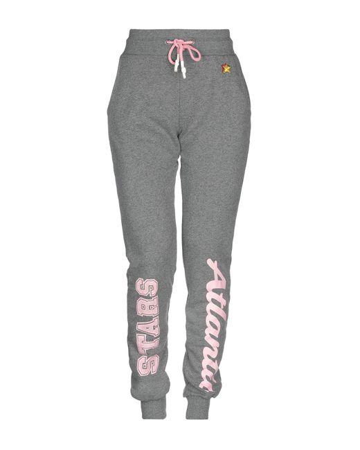 Pantalon Atlantic Stars en coloris Gray