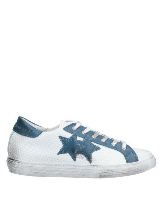 2Star Sneakers & Deportivas de hombre de color blanco