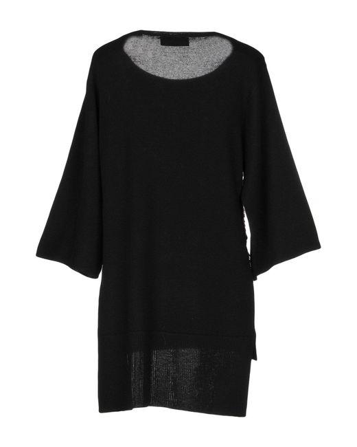 Pullover Maria Grazia Severi en coloris Black