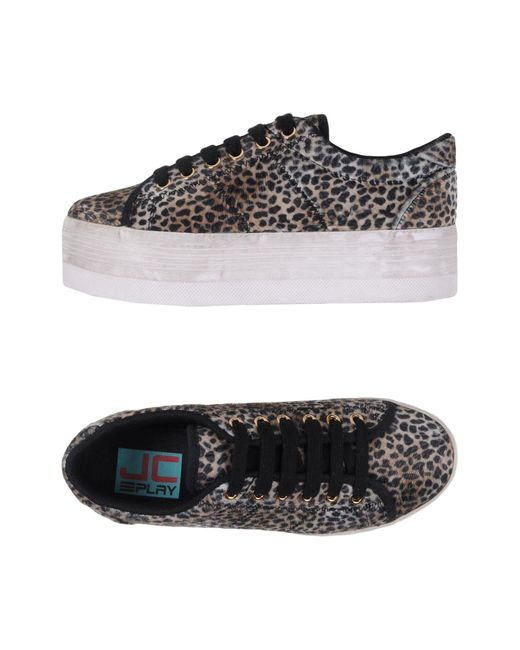 Jeffrey Campbell - Natural Low-tops & Sneakers - Lyst