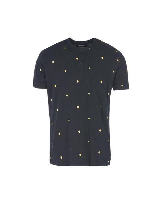 The Kooples Black T-shirt for men