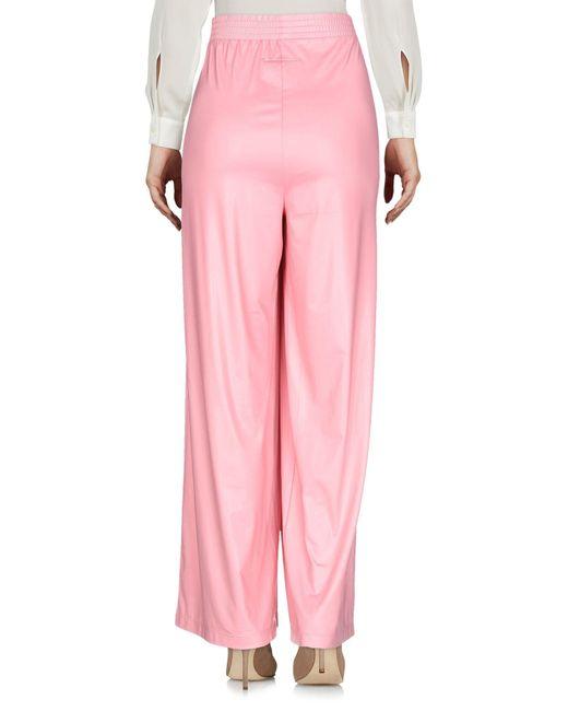 Pantalones MM6 by Maison Martin Margiela de color Pink
