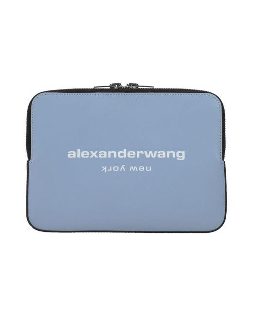 Borsa a mano di Alexander Wang in Blue