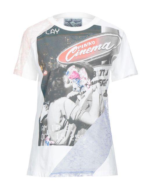 Pinko White T-shirts