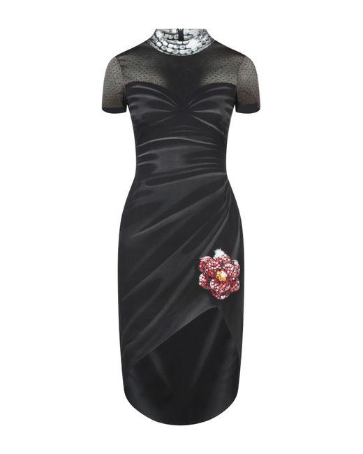 Vestito corto di Moschino in Black