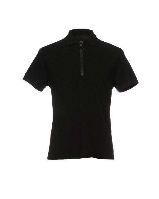 North Sails - Black Polo Shirts for Men - Lyst