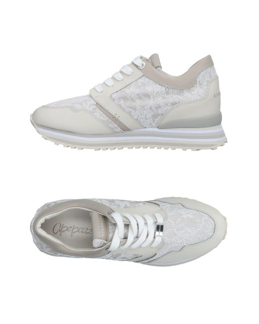 Apepazza - White Low-tops & Sneakers - Lyst