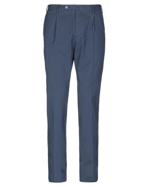 Pantalones PT Torino de hombre de color Blue
