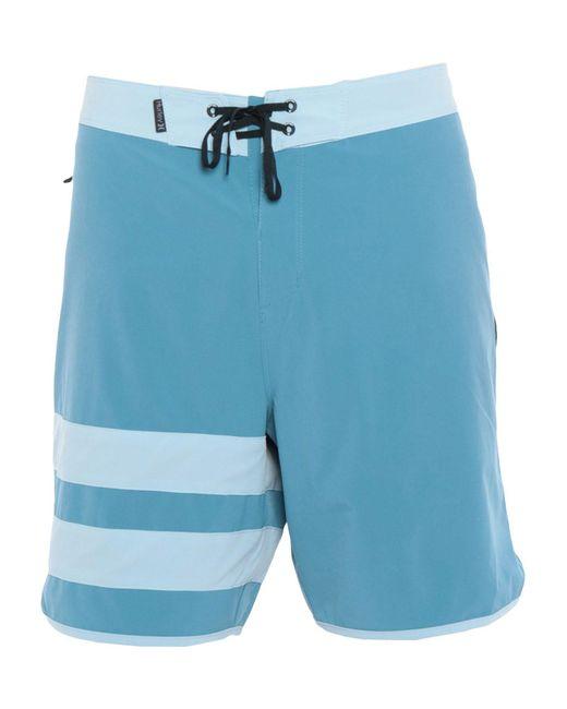Pantalons de plage Hurley pour homme en coloris Blue