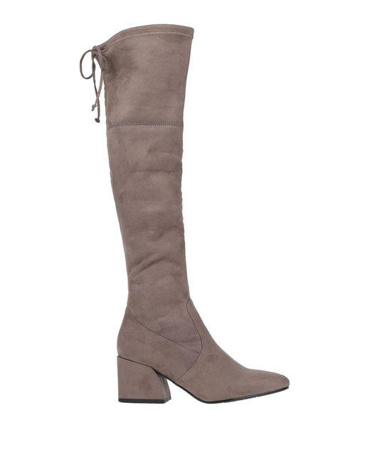Stivali di CafeNoir in Brown