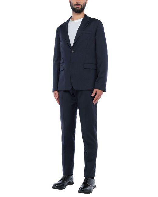 Mauro Grifoni Anzug in Blue für Herren