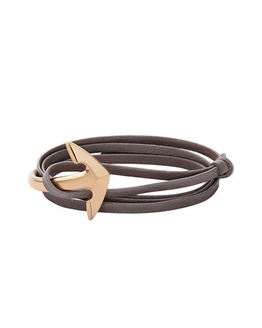 Miansai - Gray Bracelets for Men - Lyst