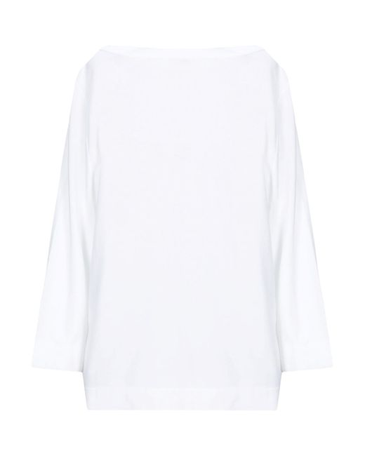 Slowear T-shirt femme de coloris blanc ZAEos