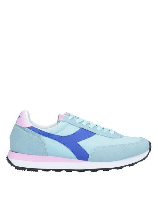 Diadora Sneakers & Deportivas de mujer de color azul