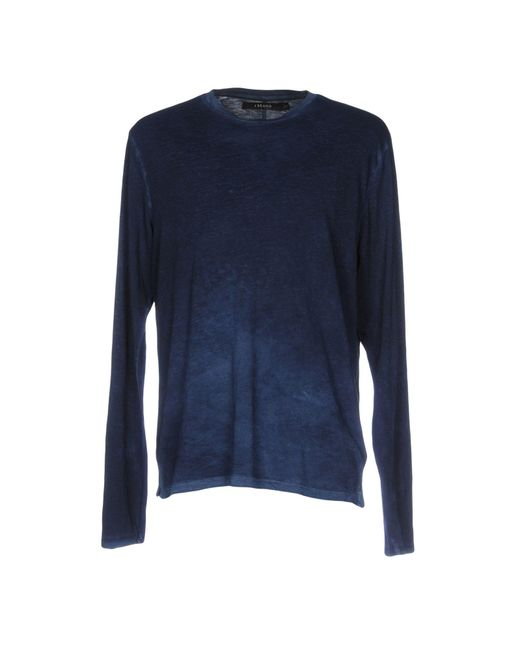 J Brand | Blue T-shirt for Men | Lyst