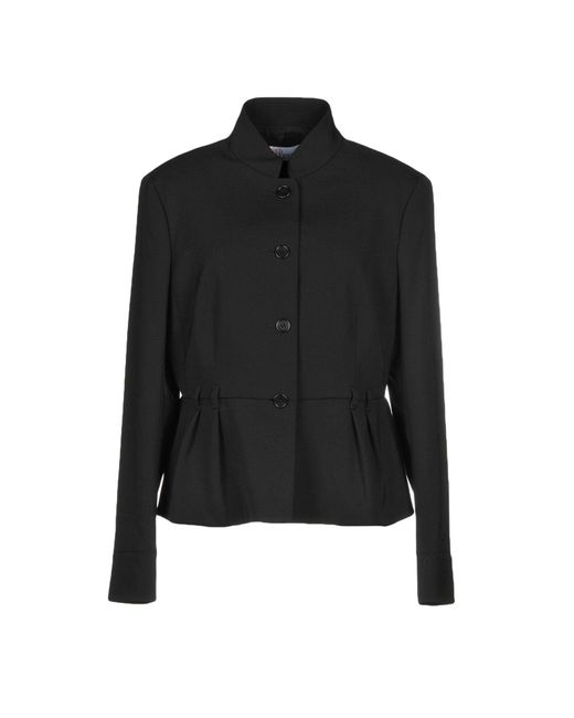 RED Valentino Black Suit Jacket