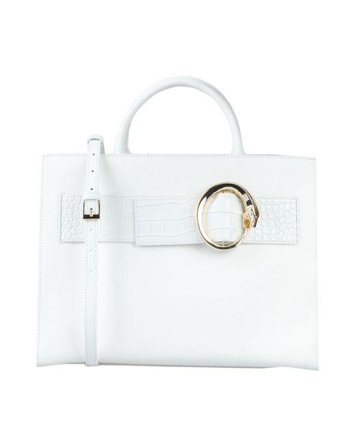 Sac à main Class Roberto Cavalli en coloris White