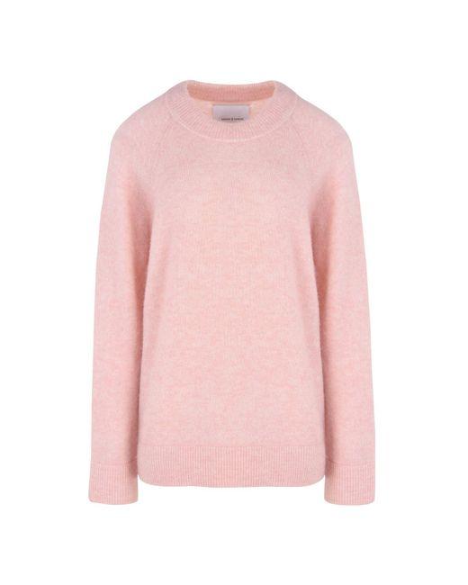 Samsøe & Samsøe Pink Sweater