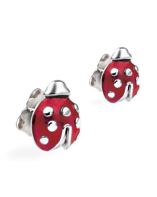 JACK&CO - Red Earrings - Lyst