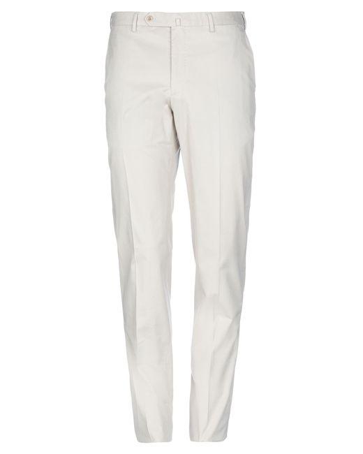 Incotex Natural Casual Trouser for men
