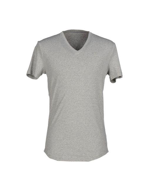 DSquared² Gray Undershirt for men