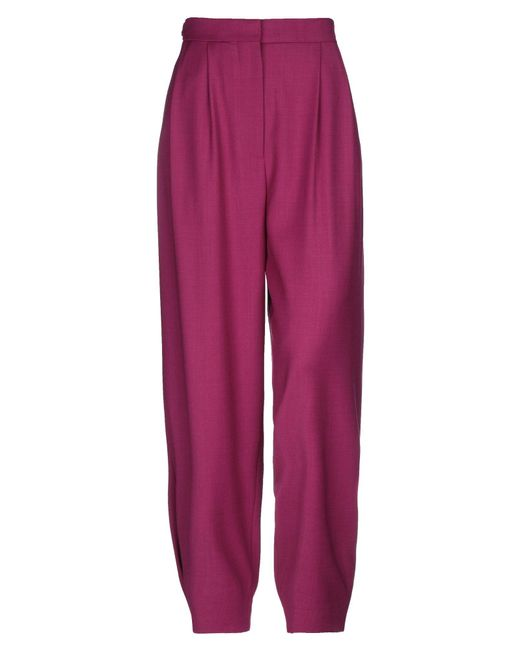 Pantalon Roksanda en coloris Purple