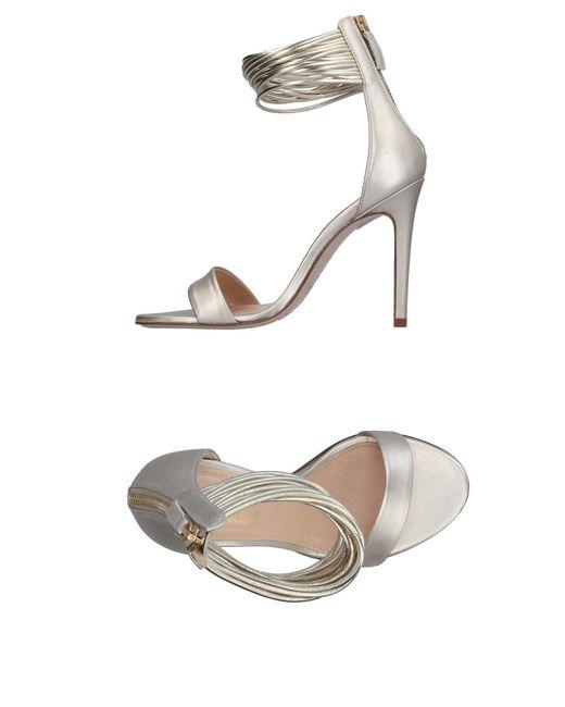 Space Style Concept - Multicolor Sandals - Lyst