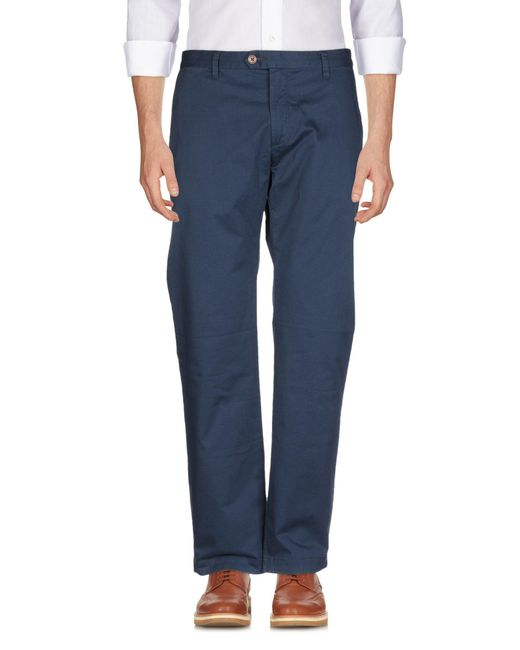 Ted Baker Blue Casual Pants for men