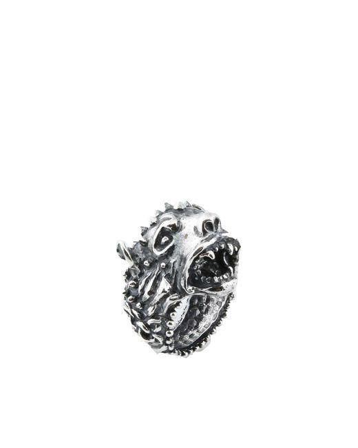 Emanuele Bicocchi - Metallic Ring - Lyst