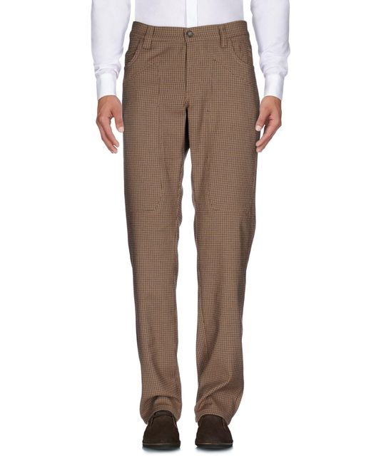 Jeckerson Multicolor Casual Trouser for men