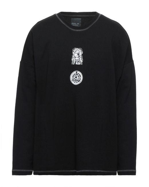 Sweat-shirt Tom Rebl pour homme en coloris Black