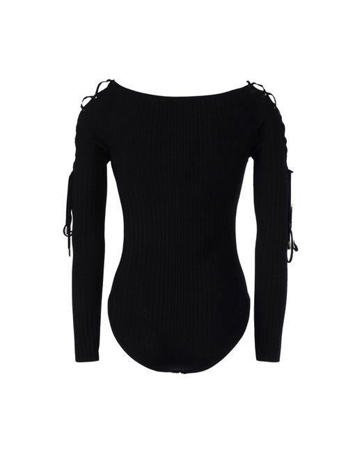 Cushnie Black Sweater